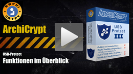 Tutorial ArchiCrypt USB Protect