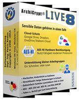 ArchiCrypt Live Box klein