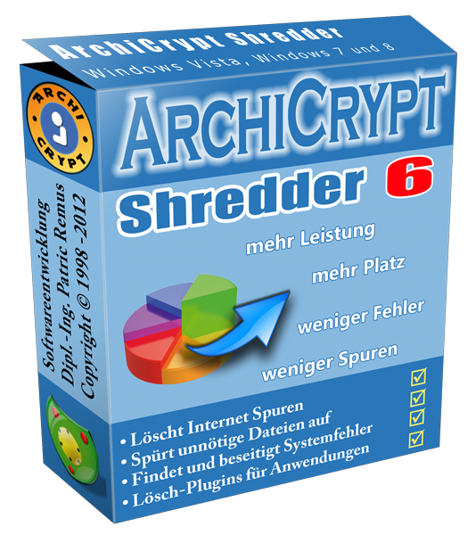 ArchiCrypt Shredder