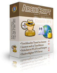ArchiCrypt Stealth VPN