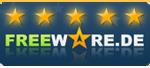 Bewertung bei Freeware,de