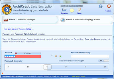 ArchiCrypt Easy Encryption