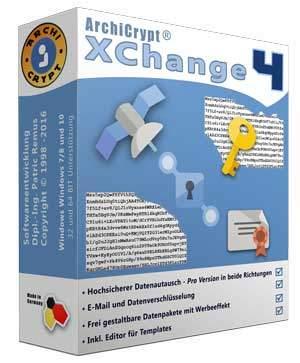 Box ArchiCrypt XChange 4