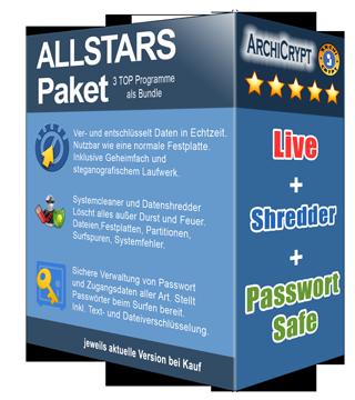 ArchiCrypt Allstars Paket