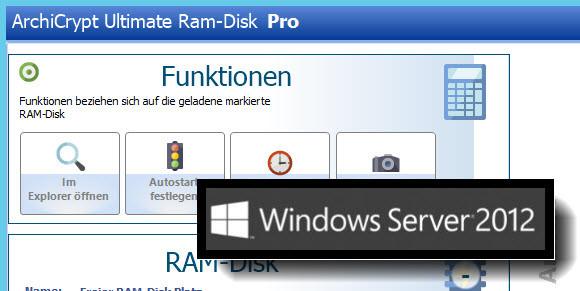 RAM Disk für Server