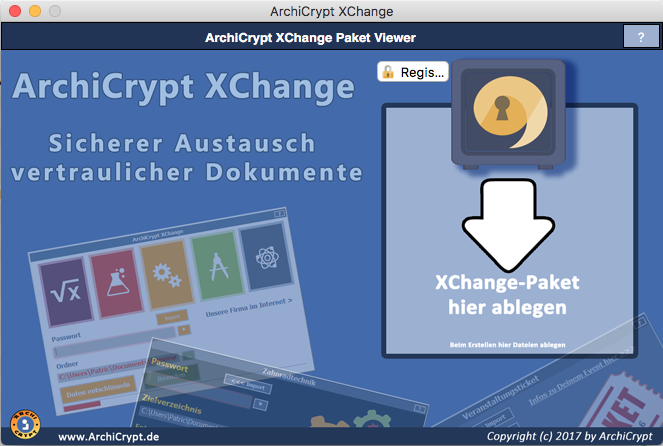 XChange Viewer für Mac