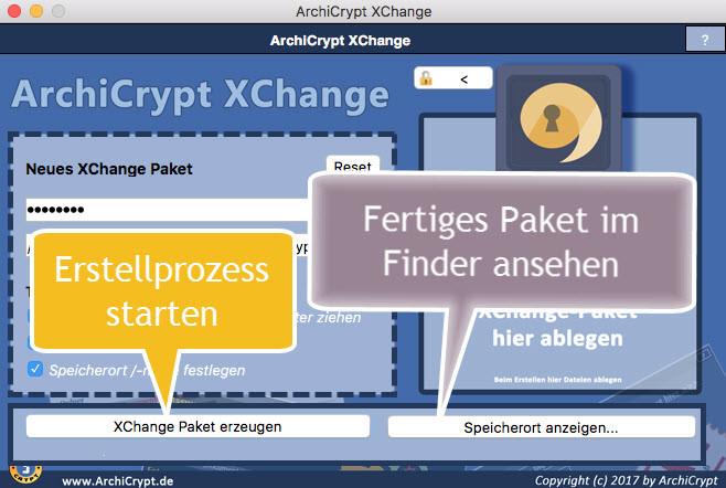 XChange-Paket-erstellen