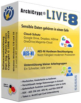 Live 8 Box