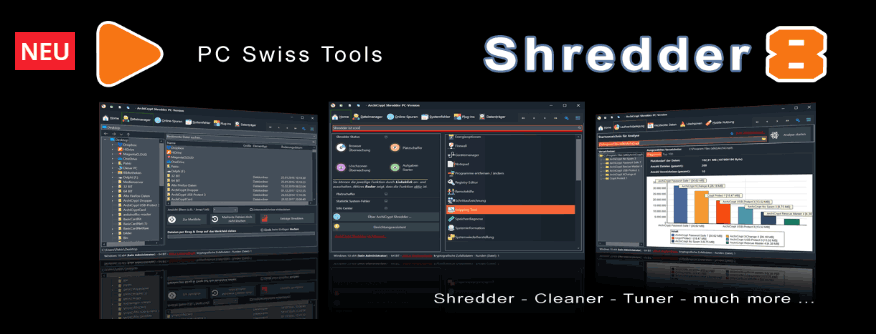 ArchiCrypt Shredder 8
