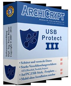 ArchiCrypt USB-Protect